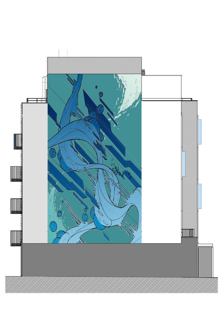 Fresque Erasme